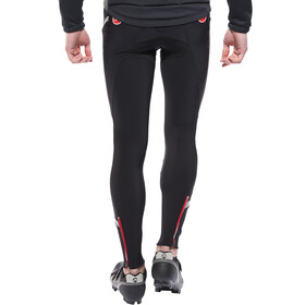 Castelli Polare 2 Bib Tights Herre black/reflex